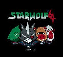 star wolf 64 Photographic Print