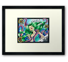 A Melody for Oswald  Framed Print