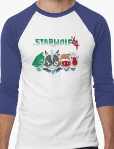 star wolf 64 Men's Baseball ¾ T-Shirt