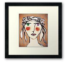 Helen Framed Print