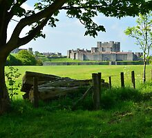 Dover Castle by Chris Martin