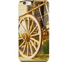 The cart iPhone Case/Skin