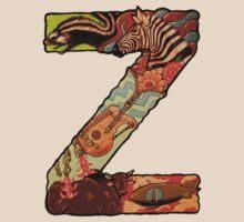 The Letter Z by alphabetbyjason