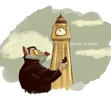 Dear me, mr. Holmes by Smoucan