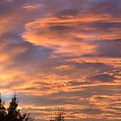 Coloured Clouds by Kathi Arnell