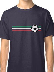 Football Stripes Italy Classic T-Shirt