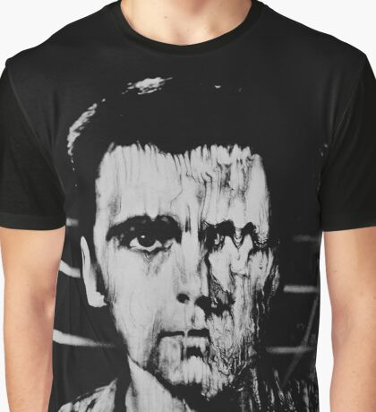 Peter Gabriel (Melt) Graphic T-Shirt