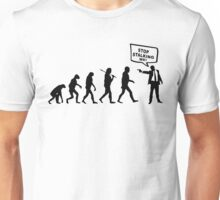Evolution Stalker Unisex T-Shirt