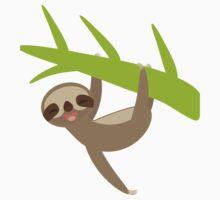 sloth  One Piece - Long Sleeve