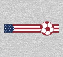 Football Stripes USA by sher00
