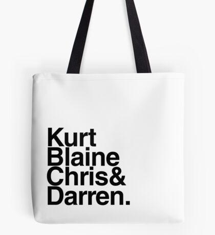 kbc&d Tote Bag