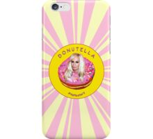 D O N U T E L L A iPhone Case/Skin