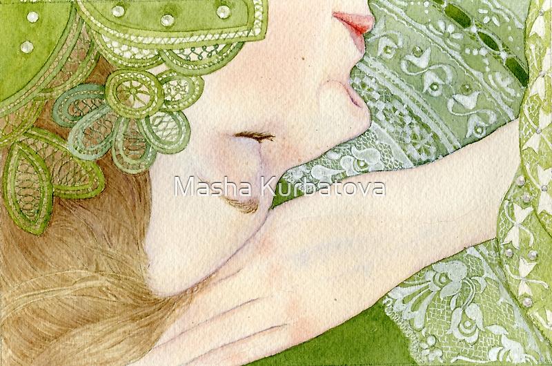 Matin by Masha Kurbatova