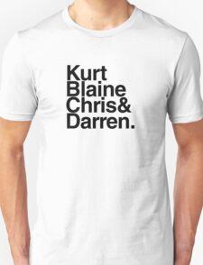kbc&d Unisex T-Shirt