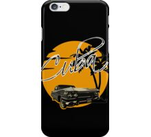 Cadillac - Cuba iPhone Case/Skin
