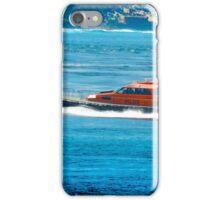 Pilot Boat - Port Phillip Heads Rip  iPhone Case/Skin
