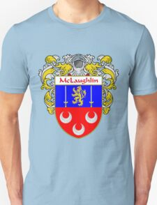 McLaughlin Coat of Arms/Family Crest T-Shirt