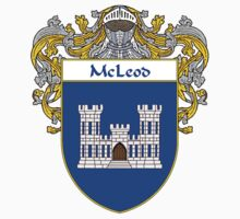 McLeod Coat of Arms/Family Crest Kids Clothes
