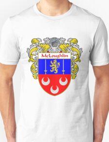 McLoughlin Coat of Arms/Family Crest Unisex T-Shirt
