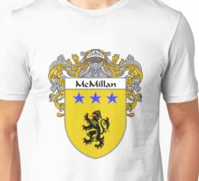 McMillan Coat of Arms/Family Crest Unisex T-Shirt