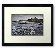 Dunstanburgh Castle Framed Print