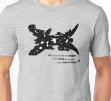 One Of The Better Angels Unisex T-Shirt