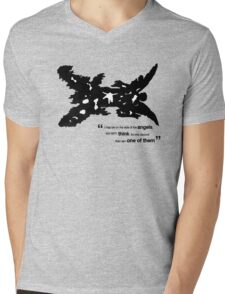 One Of The Better Angels Mens V-Neck T-Shirt