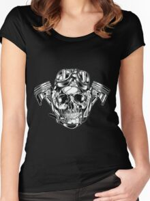 harley davidson Women's Fitted Scoop T-Shirt