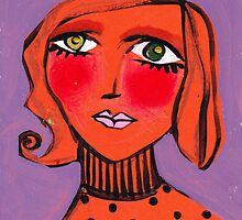 Twiggy Tangerine by Rosemary Brown