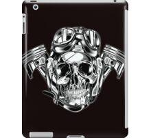 harley davidson iPad Case/Skin