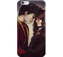harry potter character iPhone Case/Skin