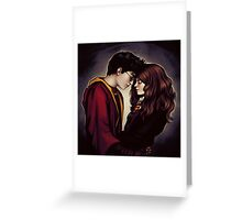harry potter character Greeting Card