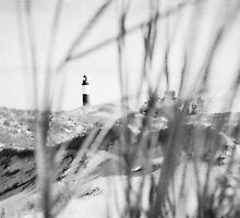 Lake Michigan Lighthouse by Kimberose