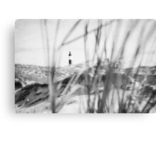 Lake Michigan Lighthouse Canvas Print
