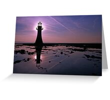 Whiteford Lighthouse Greeting Card