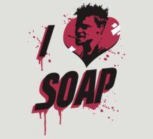 I Heart Soap by Baznet