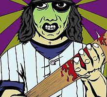 Baseball fury by JaySawyerdesign