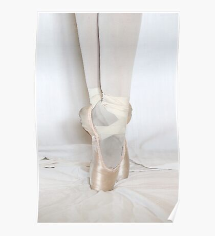 On Pointe Poster