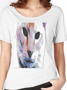 Ruby Cat Women's Relaxed Fit T-Shirt