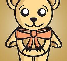 Teddy by Lauramazing