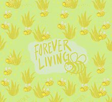 Forever Living: Bee's and Aloe by Yetzenia Leiva