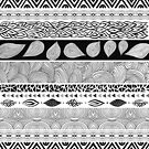 Tribal and Nature Play by Pom Graphic Design