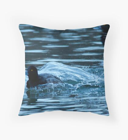 Fowl Play Throw Pillow