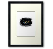 ocarina money Framed Print