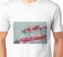 Dragon Boats Unisex T-Shirt