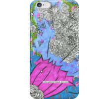 Colin Gabriel Get your Pink on iPhone Case/Skin