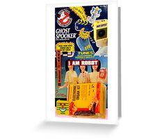 Pocket Organ. Greeting Card