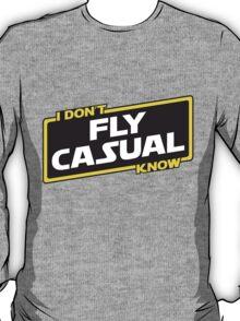 Flying Advice T-Shirt