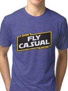 Flying Advice Tri-blend T-Shirt