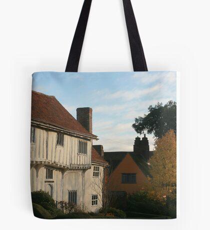 Historic Lavenham Tote Bag